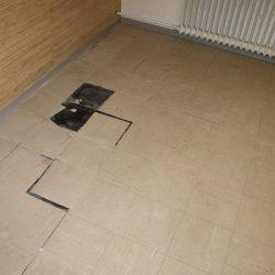 Floorflex-Bodenplatten